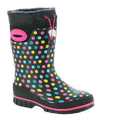 Western Chief Rainbow Dot Winterprene (Girls' Toddler-Youth)
