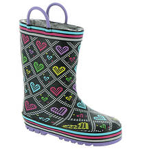 Western Chief Quilted Hearts (Girls' Toddler-Youth)