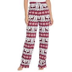 Microfleece Pajama Pant
