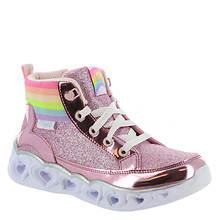 Skechers Heart Lights-Rainbow Diva 20272L (Girls' Toddler-Youth)