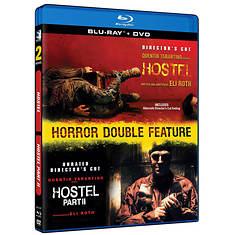 Hostel and Hostel 2 (Blu-ray)