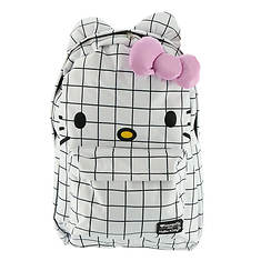 Loungefly Hello Kitty Graphic Lines Backpack
