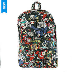 Loungefly Cuphead Backpack