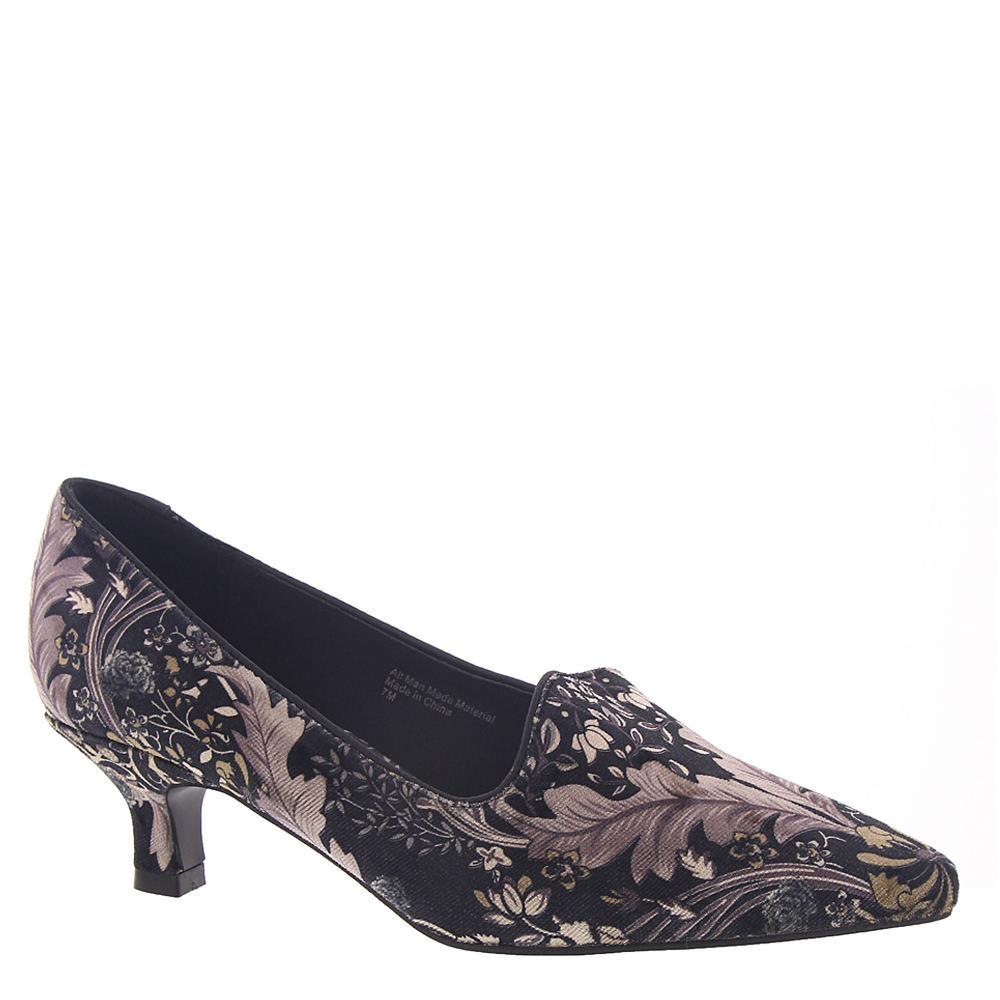 Titanic Edwardian Shoes – Make or Buy Masseys Violet Womens Multi Pump 9 W $19.99 AT vintagedancer.com
