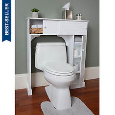 Over-Toilet Storage Cabinet