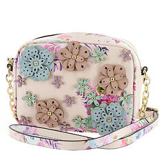 Nine West 3D Floral Mini Nicolina Camera
