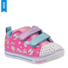 Skechers TT Sparkle Lite-Sparkleland 20274N (Girls' Infant-Toddler)