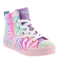 Skechers TT Twi-Lites-Zebra Brights (Girls' Toddler-Youth)