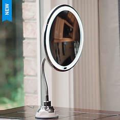 My Flexible Illuminated Mirror
