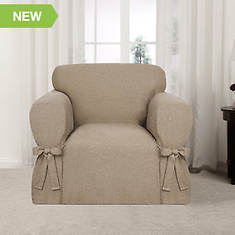 Evening Flannel Slipcover - Chair