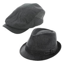 Fedora and Ivy Cap Set