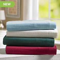 EZ DREAMS Flannel Sheet Set