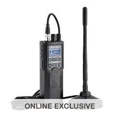 Cobra Handheld CB Radio with Mobile Antenna