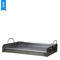 Little Griddle Stainless Steel Full-Size BBQ Griddle