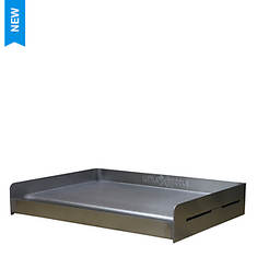 Little Griddle Sizzle-Q Stainless Steel Universal BBQ Griddle