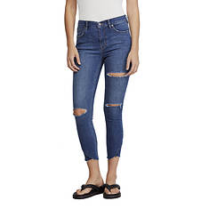 Free People Women's Sunny Midrise Skinny Jeans
