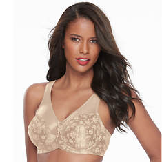 Cortland Intimates Full-Figure Support Banded Wire Bra