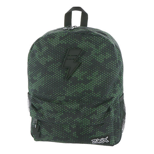 Skechers Twinkle Toes Boys' JV Backpack Honeycomb Camo Backpack
