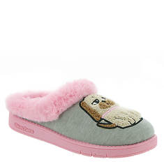 Skechers Sleepy Slides-Pouty Pup 85674L (Girls' Toddler-Youth)