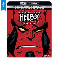 Hellboy Animated Double Feature (4K-Ultra HD)