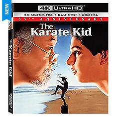 The Karate Kid (4K-Ultra HD)