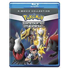 Pokemon Diamond And Pearl (Blu-Ray)