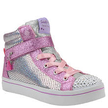 Skechers Twinkle Toes Twi-Lites-Holla-Glam (Girls' Toddler-Youth)