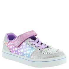 Skechers TT Twi-Lites-Sparkle Court (Girls' Toddler-Youth)