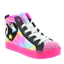 Skechers TT Shuffle Brights-Mix N' Patch (Girls' Toddler-Youth)