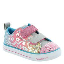 Skechers TT Shuffle Lite-Leopard Cutie (Girls' Infant-Toddler)