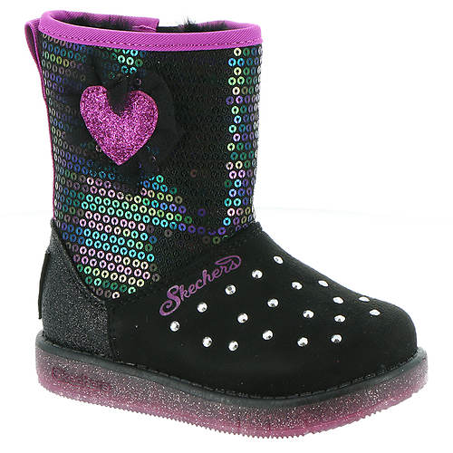 Skechers Glitzy Glam-Shimmer Hearts (Girls' Infant-Toddler)