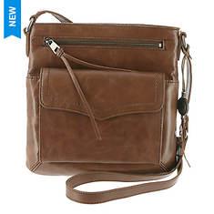 The Sak Ventura Flap Org Crossbody Bag