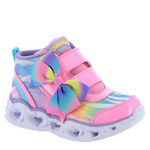 Skechers Heart Lights-Sun Charm 20266N (Girls' Infant-Toddler)