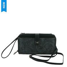 Sakroots Poly Twil Large Smartphone Crossbody Bag