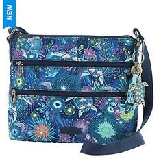 Sakroots Poly Twill Basic Crossbody Bag
