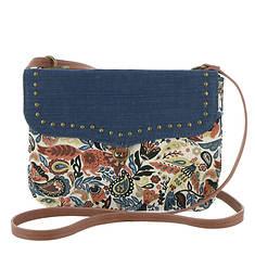 Sakroots Austen Double Gusset Mini Crossbody Bag