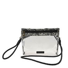 Sakroots Festival Clear Campus Mini Crossbody Bag