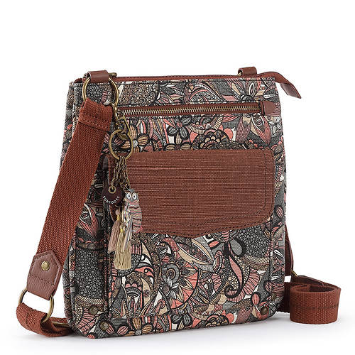 Sakroots City Swing Pack Crossbody Bag