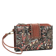 Sakroots Olympic Smartphone Crossbody Wallet