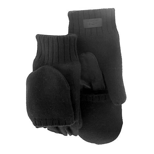 UGG® Men's Knit Flip Mitten