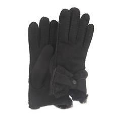 UGG® Women's Sheepskin Turned Bow Glove