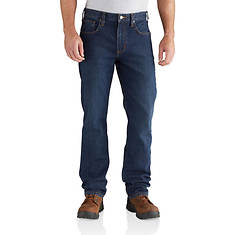 Carhartt Men's Rugged Flex Relaxed-Straight Jean