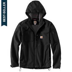 Carhartt Men's Hooded Rough Cut Jacket