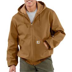 Carhartt Men's Thermal-Lined Duck Active Jacket