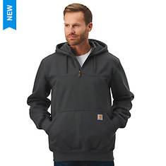 Carhartt Men's Paxton HW Hooded Zip Mock Sweatshirt