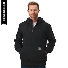 Carhartt Men's Paxton Heavyweight Hooded Zip Mock Sweatshirt