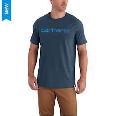 Carhartt Men's Force Delmont Graphic Short Sleeve T-Shirt