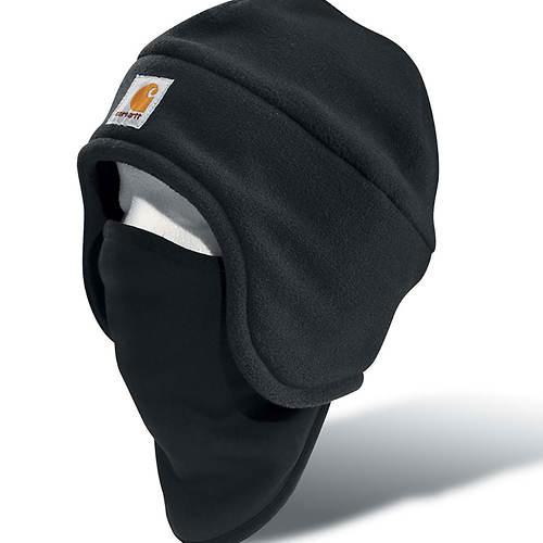 Carhartt Men's Fleece 2 in 1 Headwear