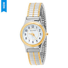 Armitron Women's 2-Tone Expansion Watch