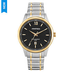 Armitron Men's Two-Tone Bracelet Watch